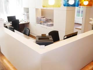 YouMedic Kinder- und Jugendarztpraxis, Karlsruhe Durlach Hammer & Margrander Interior GmbH Moderne Praxen