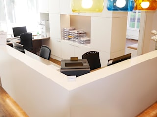 Hammer & Margrander Interior GmbH Modern clinics