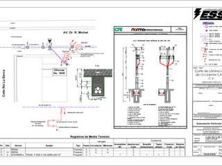 Subestación Eléctrica con Perforación Direccional de Ingeniería IS21