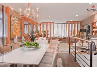 Sgabello Interiores Dining roomTables MDF Beige