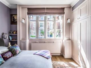 Decorbuddi Classic style bedroom Grey