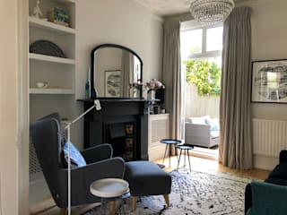 Decorbuddi Classic style living room