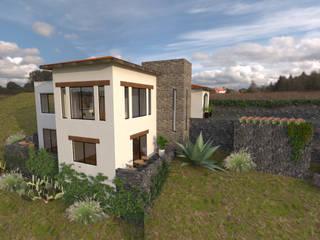 Residencia Cañas Arqternativa Casas coloniales Piedra Blanco