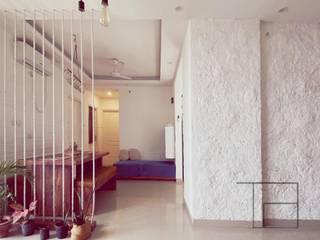 Minimalist dining room by tanushree Agarwal Designs Minimalist