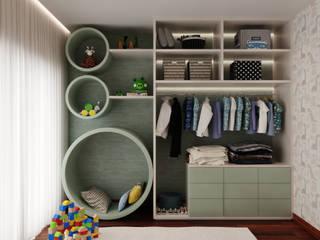 Alpha Details Nursery/kid's room