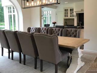 Marcotte Style Ruang Makan Klasik