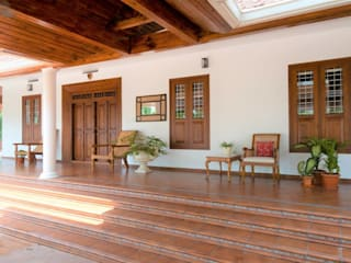 Gresmanc Balcones y terrazas clásicos Cerámico