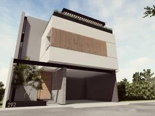 Casa Padilla de TDT Arquitectos Minimalista