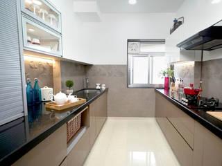 Kalpataru hills, Mumbai HomeLane.com Kitchen units