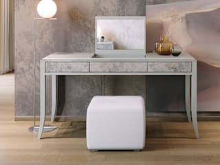 ITALIANELEMENTS BedroomDressing tables Engineered Wood White