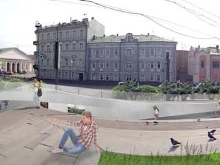 Classic style houses by ООО 'Студио-ТА' Classic