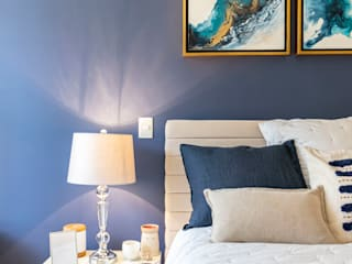 Chambre moderne par Soma & Croma Moderne