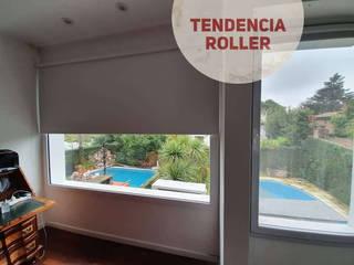 TENDENCIA ROLLER DormitoriosIluminación Textil Blanco