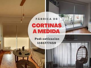 TENDENCIA ROLLER Puertas y ventanasCortinas Textil Multicolor