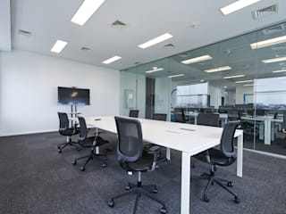 Modern office buildings by Ready Solutions Modern