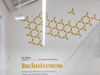 Imagem Interior / Decoração Mural por Ready Solutions Moderno
