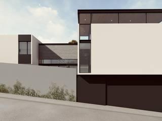 Casa Alessandre de TDT Arquitectos Minimalista