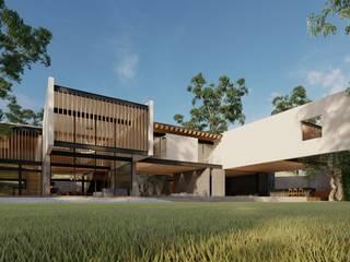 Casa Tulipanes de TDT Arquitectos Minimalista