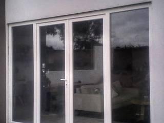 Canceleria Europea de PVC Modern style doors