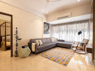 Marine Drive Project Modern living room by Inscape Designers Modern