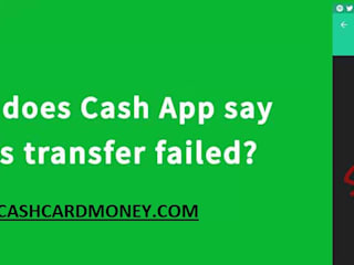 Why did the Cash App out fail? by Cash App Contact Country