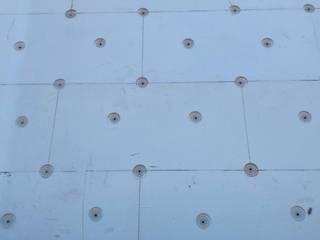 Projeto em sistema capoto (ETICS) por TB Construções Moderno