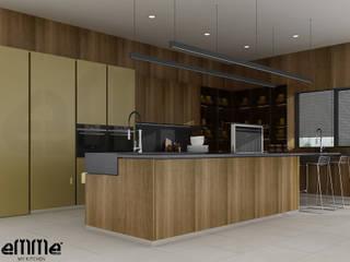 EMME CONCEPT Modern kitchen