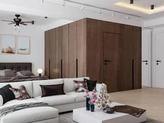 LABOTTİ HOME DESİGN LABOTTİ HOME DESİGN Modern Yatak Odası Ahşap Kahverengi