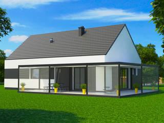 Dom energooszczędny 118,66m2 Łódź od Dom Pełen Energii