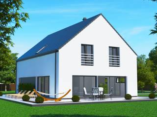Dom energooszczędny 221,44 m2 Łódź od Dom Pełen Energii
