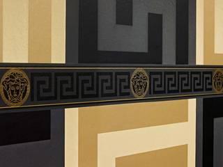 Carta da parati degli anni 70 Classic style walls & floors