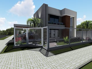 Casa De Praia Danilo Rodrigues Arquitetura Casas familiares
