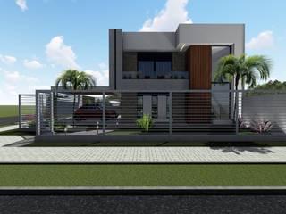 van Danilo Rodrigues Arquitetura Modern