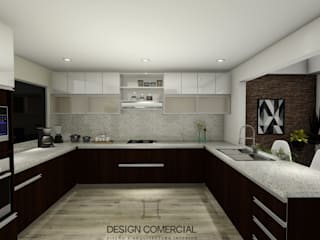 Design Comercial Casas modernas