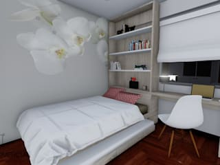 Design Comercial Modern style bedroom