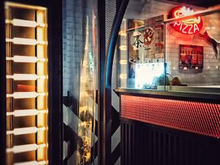 巷貓/義式披薩餐廳 騰龘空間設計有限公司