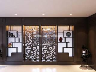 Nội thất văn phòng Multimedia roomAccessories & decoration Hemp/Rami Red