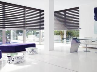 Schindel Innenarchitektur Modern Living Room Plastic Brown