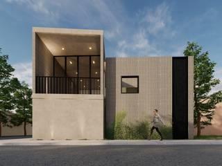 Casa July de TDT Arquitectos Minimalista