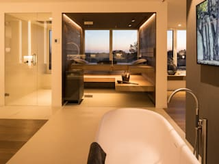 schulz.rooms Modern bathroom