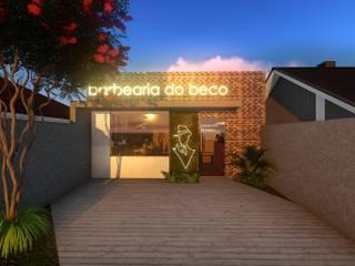 por Studio AW Arquitetura Moderno