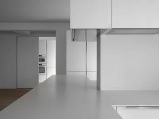601號‧泰 圭侯 洪文諒空間設計 現代廚房設計點子、靈感&圖片