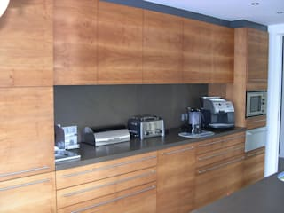 Tischlermeister - Holger Missal Built-in kitchens Solid Wood Multicolored