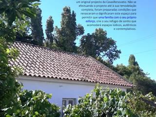 Casa Tala 23 em Sintra por casasrenovatio Mediterrânico