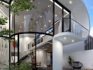 GLE Arquitectura Modern houses