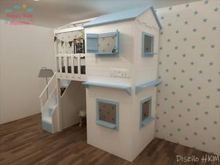 Proyecto Senderos de Monteverde de Happy Kids Muebles
