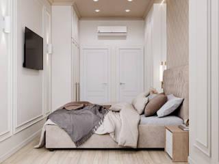 Habitaciones de estilo clásico de DesignNika Clásico