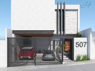 Дома в стиле модерн от MA Arquitectos Модерн
