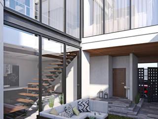 Сад в стиле модерн от MA Arquitectos Модерн