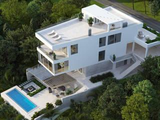 BON TON Minimalist house